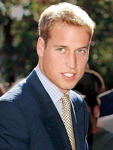 Prince William, Attie's friend.