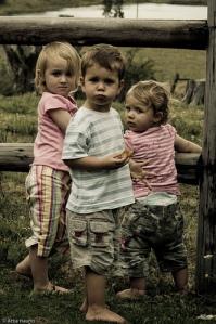 Mia, Gustav & Elke