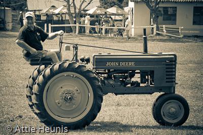 Old John Deere